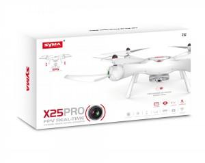 DRONE X25PRO ΜΕ GPS